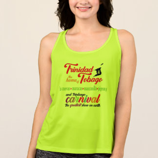 Trinidad & Tobago-the Home of...4 (light) Tank Top