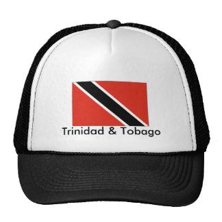 trinidad & tobago trucker hat