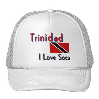 Trinidad trucker hats