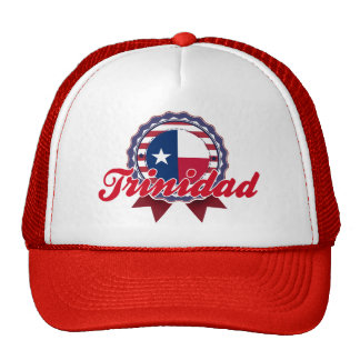 Trinidad, TX Mesh Hats