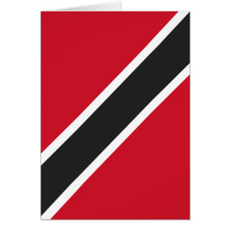 Trinidadtobago flag card