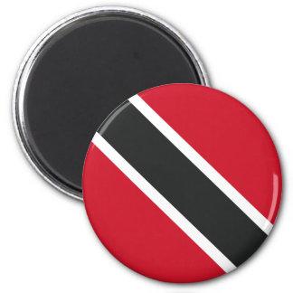 Trinidadtobago flag magnet