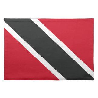Trinidadtobago flag placemat