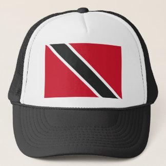 Trinidadtobago flag trucker hat
