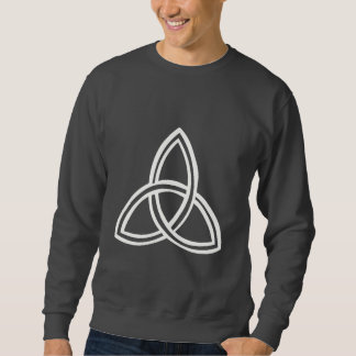 Trinité blanc sweatshirt