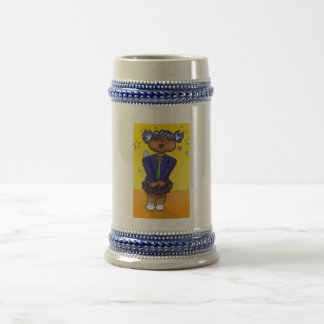 Trinity Anime Art Gallery Character Beer Stein
