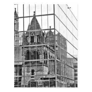 Trinity Church In Boston Postcard
