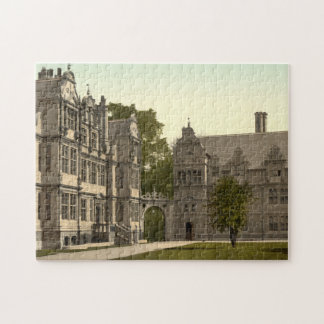 Trinity College, Oxford, England Puzzle