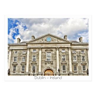 Trinity College Postcard