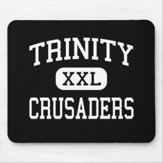 Trinity - Crusaders - Catholic - Stamford Mouse Pad