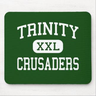 Trinity - Crusaders - Catholic - Stamford Mouse Mat