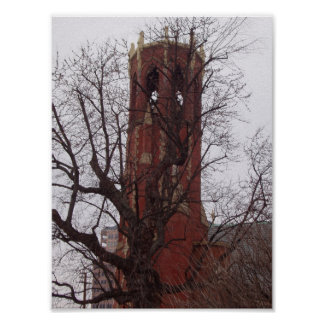 Trinity Episcopal Church Poster