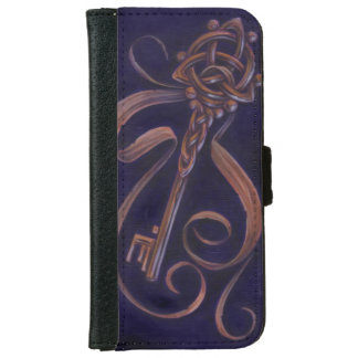 Trinity key iPhone 6 wallet case
