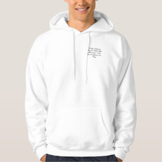 Trinity Lutheran Church 1906-2006100 Years: God... Hoodie