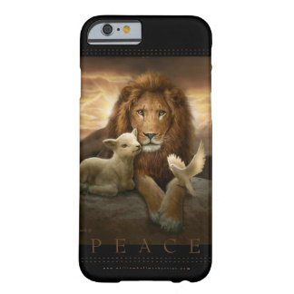 TRINITY OF PEACE  6/6s barely there phone case