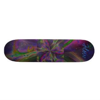 Trinity Rainbow Flow Skateboard Deck