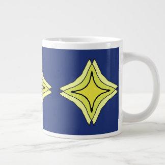 Trinity Star Large Coffee Mug