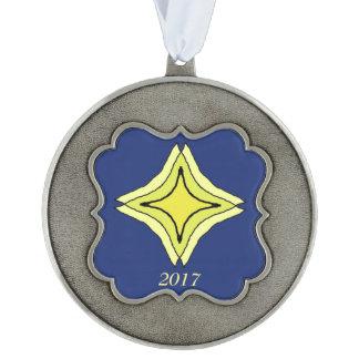 Trinity Star Ornament