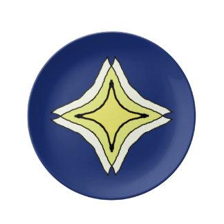 Trinity Star Plate