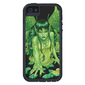 Trio of Earth Fairies or Elves by Al Rio iPhone 5 Covers