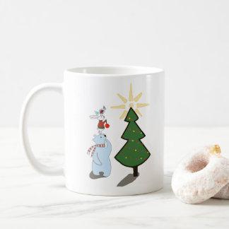 Trio of Tree Trimmers Mug