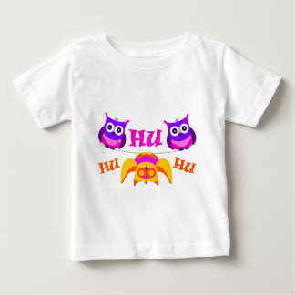 Triolium - owl party baby T-Shirt