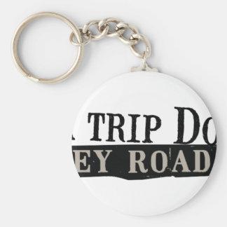 Trip Down Abbey Road Keychain