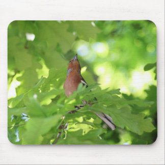 Trip in the Greens Mouse Pad