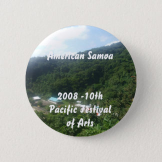 triparoundtown 100, American Samoa... - Customized 2 Inch Round Button