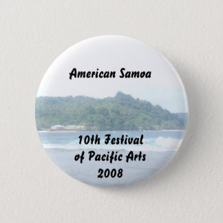 triparoundtown 130, American Samoa... - Customized 2 Inch Round Button
