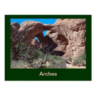 Triple Arches Souvenir Postcard