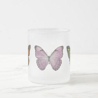 Triple Butterfly Mug