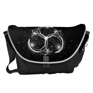 Triple Crescent Moons Commuter Bag
