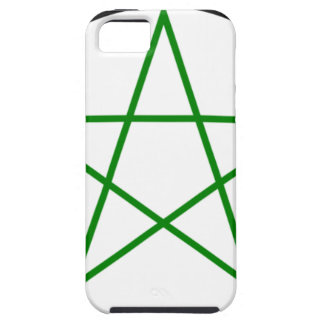 Triple-Goddess-Pentagram iPhone 5 Cases