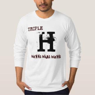 TRIPLE, H, HMOOB HLUB HMOOB T-Shirt