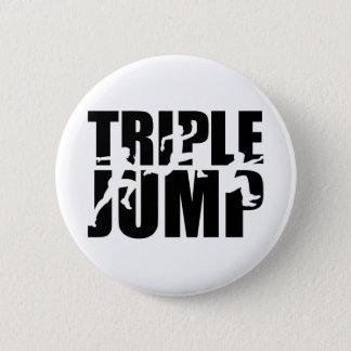 Triple jump 2 inch round button