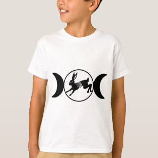Triple Moon Hare T-Shirt