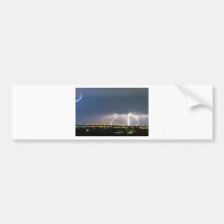 Triple_Night_Strike Bumper Sticker