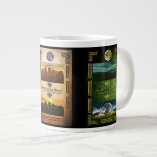Triple Panel Imperial Imagery Third Cup