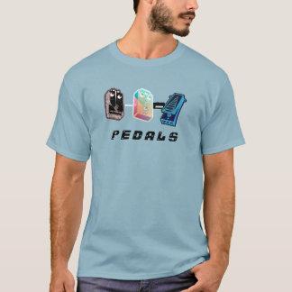 Triple PedalS Multi-Color T-Shirt