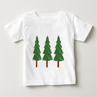 Triple Pines Baby T-Shirt