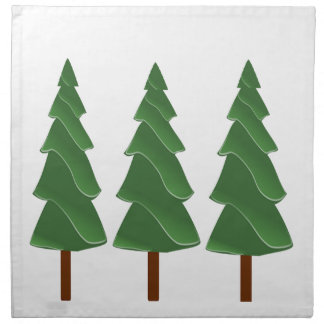 Triple Pines Napkin