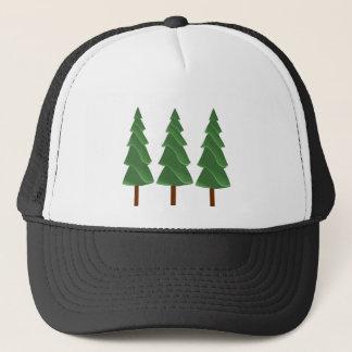 Triple Pines Trucker Hat
