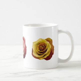 Triple Pink of Fiane Coffee Mug