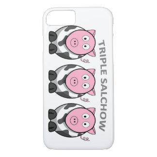 Triple Salchow Iphone case