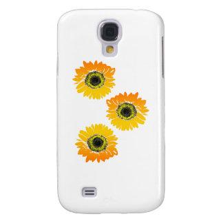 Triple Sunflowers