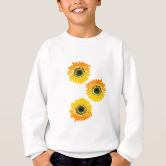 Triple Sunflowers Sweatshirt