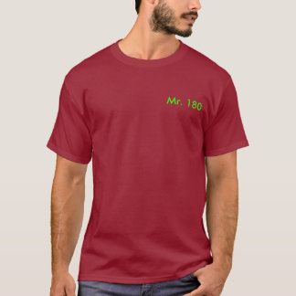 Triple Triple Twenty Dart Board Group T-Shirt