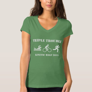 Triple Trouble 2015 T-Shirt