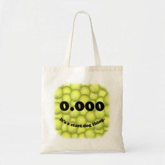 Triple Zero, 0.000, Flyball Budget Tote